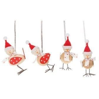 Rockin Robin Hanging Decoration